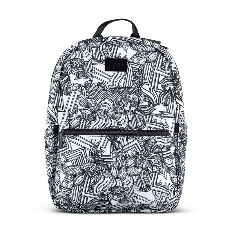 Jujube Onyx - Midi Backpack (Sketch)-Binky Boppy