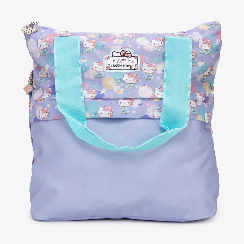 Jujube Hello Kitty - All That Tote (Kimono Kitty)-Binky Boppy
