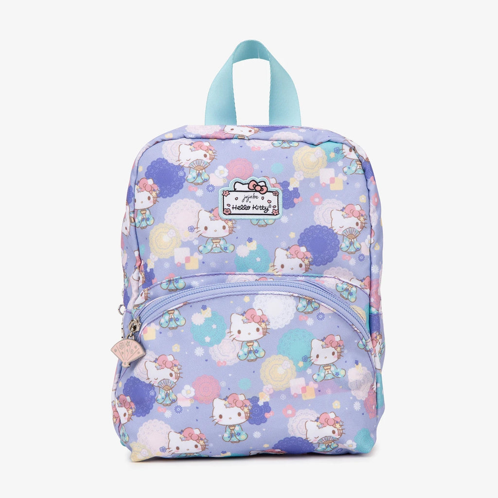 Jujube Hello Kitty - Petite Backpack (Kimono Kitty)-Binky Boppy