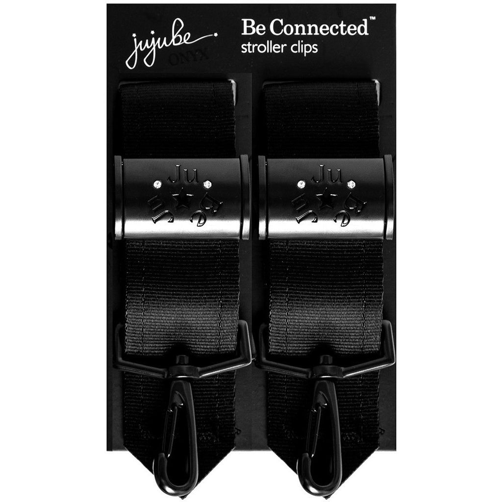 Jujube Legacy - Be Connected (Onyx)-Binky Boppy