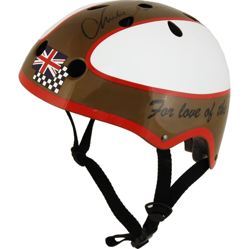 Kiddimoto - Mike Hailwood Helmet-Binky Boppy