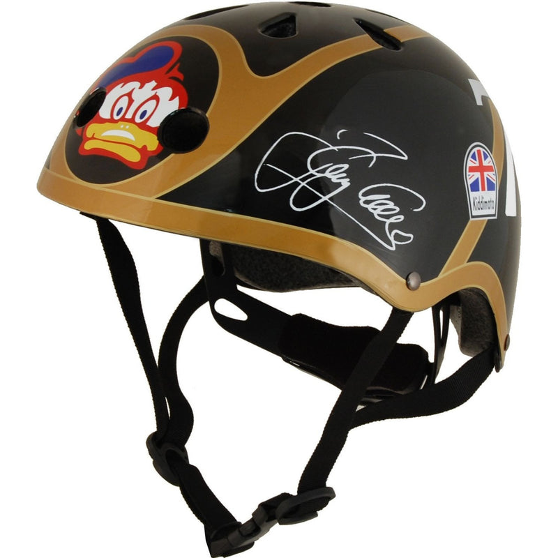 Kiddimoto - Barry Sheene Helmet-Binky Boppy