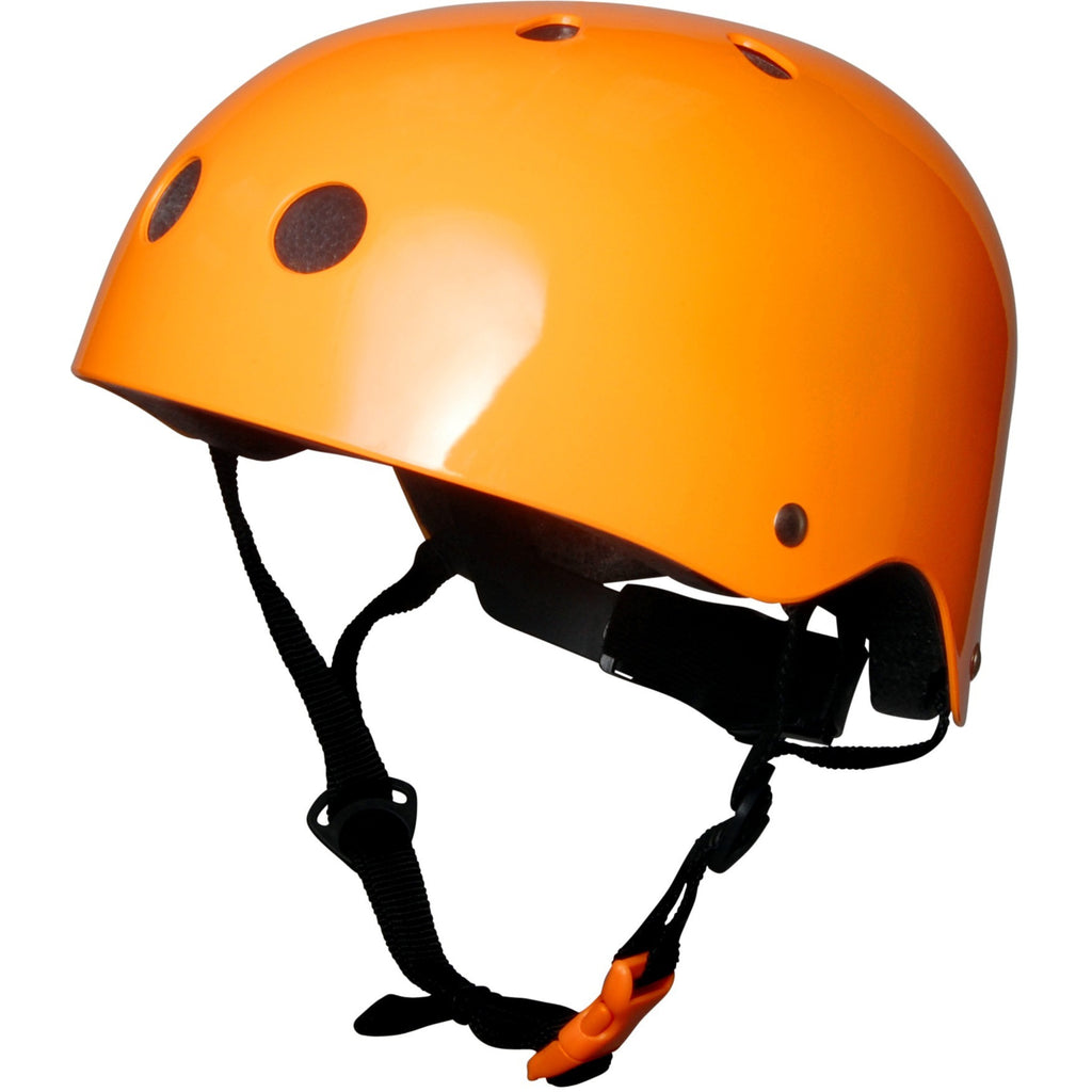 Kiddimoto - Neon Orange Helmet-Binky Boppy