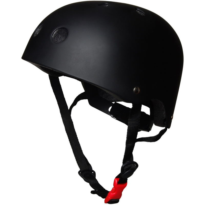 Kiddimoto - Matt Black Helmet-Binky Boppy