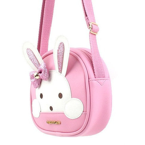 Winghouse - Roraailey Ppeuang Cross Bag (Pink)-Binky Boppy