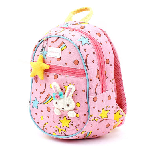 Winghouse - Roraailey Rainbow Backpac-Binky Boppy