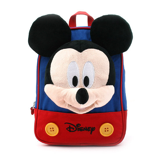 Winghouse - Mickey Finger Safety Harness Backpack (Blue)-Binky Boppy