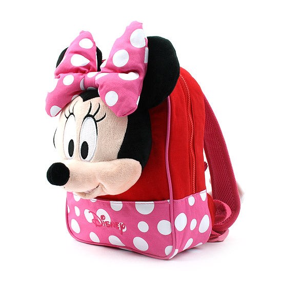 Winghouse - Minnie Finger Safety Harness Backpack (Pink)-Binky Boppy