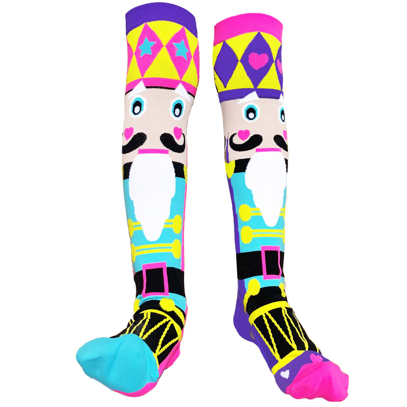 MadMia - Nutcracker Socks-Binky Boppy