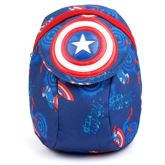 Winghouse - Captain America Layer Backpack-Binky Boppy