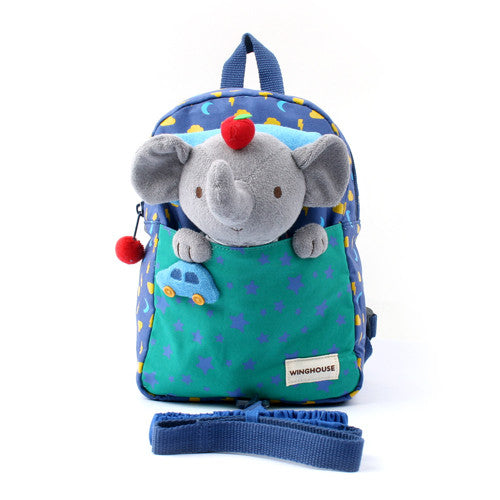 Winghouse - Jepiel Sleep Safety Harness Backpack-Binky Boppy