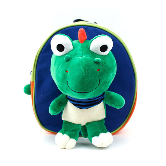 Winghouse - Dino Joyful Backpack-Binky Boppy
