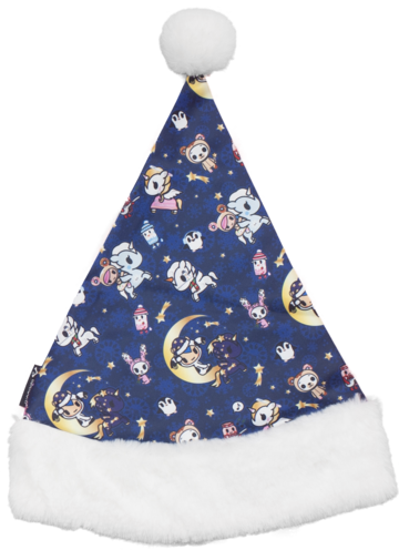 Tokidoki - Winter Dreams Holiday Hat (Winter Sonata)-Binky Boppy