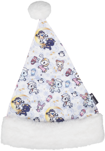 Tokidoki - Wonderland Holiday Hat (Winter Sonata)-Binky Boppy
