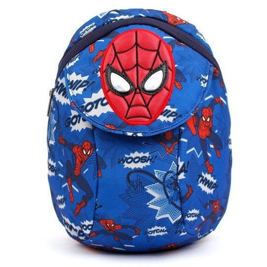 Winghouse - Spider Man Layer Backpack-Binky Boppy