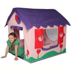 Bazoongi - Dollhouse Play Tent-Binky Boppy