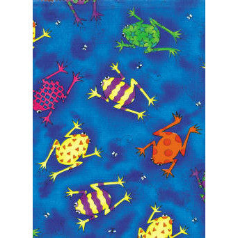 Bazoongi - Froggy Fun Royal Slumber Bag-Binky Boppy