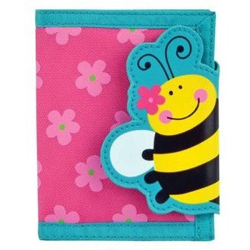 Stephen Joseph - Wallet (Bee)-Binky Boppy
