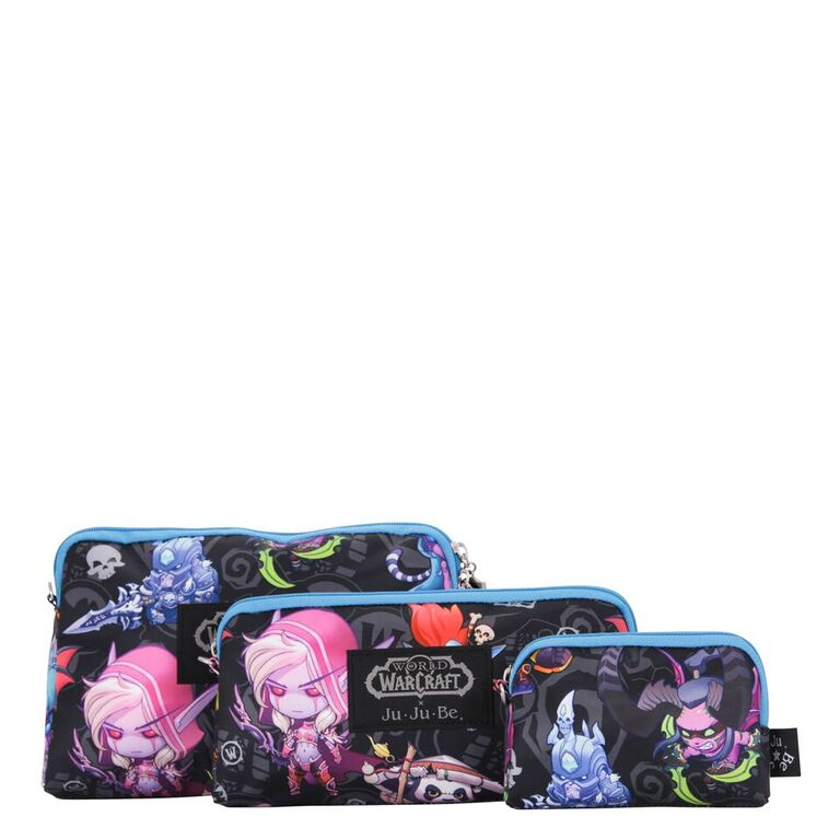 Jujube x World of Warcraft - Be Set (Cute but Deadly)-Binky Boppy