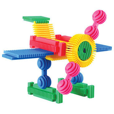 Interstar - Blocks (50 Pieces)-Binky Boppy