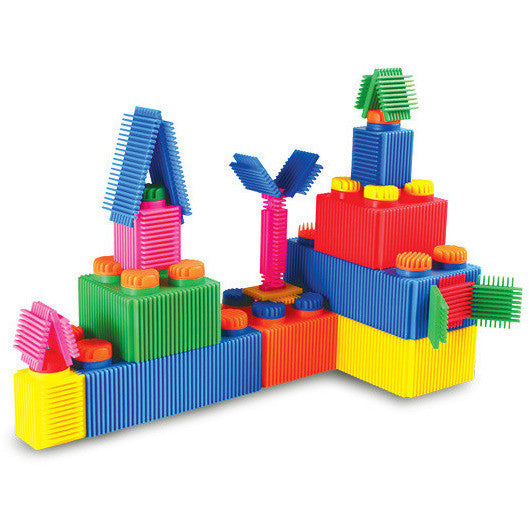 Interstar - Bricks (50 Pieces)-Binky Boppy