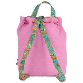Stephen Joseph - Signature Backpack (Butterfly)-Binky Boppy