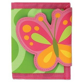 Stephen Joseph - Wallet (Butterfly)-Binky Boppy