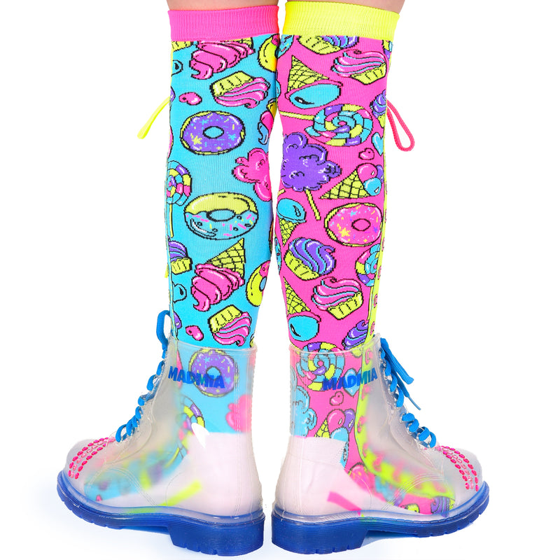 Madmia - Candy Land Socks-Binky Boppy