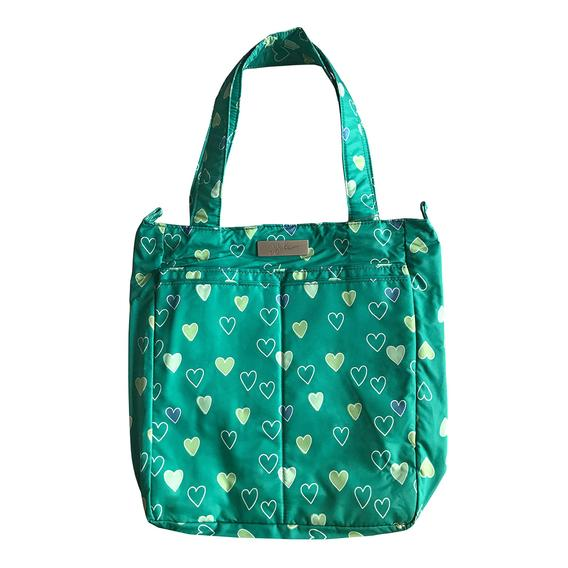 Jujube Classic - Be Light (Emerald Hearts)-Binky Boppy