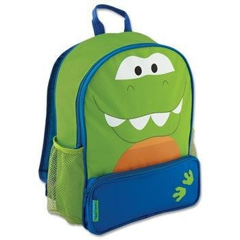 Stephen Joseph - Sidekick Backpack (Dino)-Binky Boppy