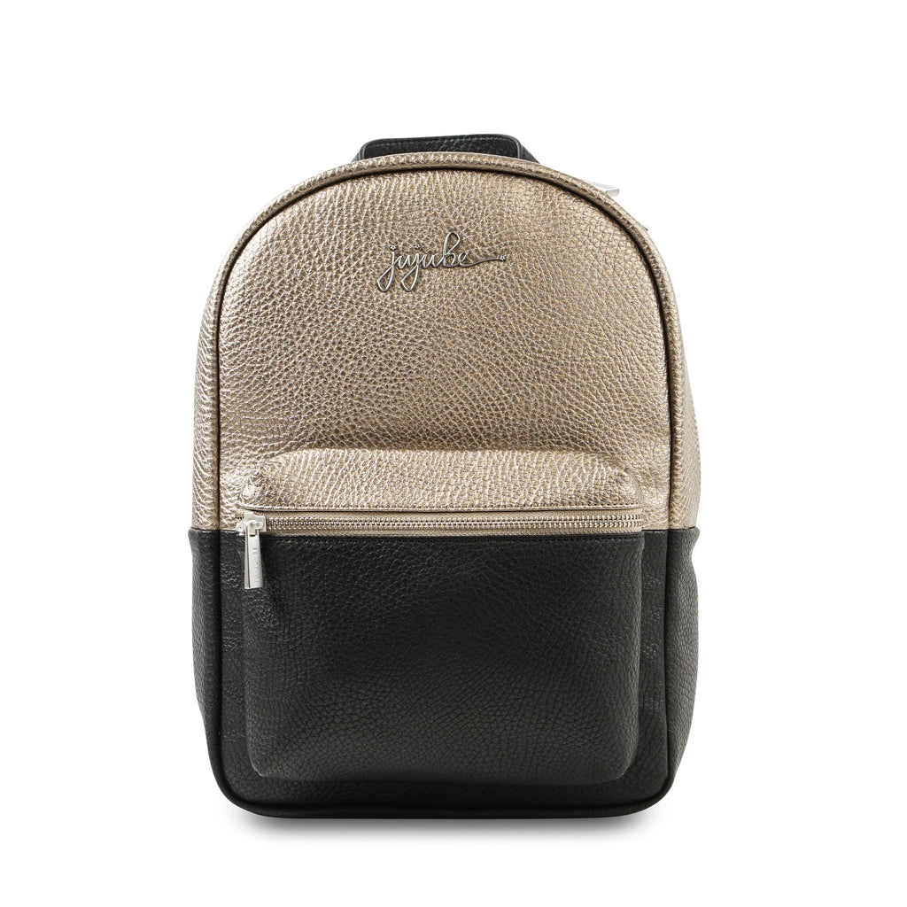 Jujube Leather - Mini Backpack (Luminaire)-Binky Boppy