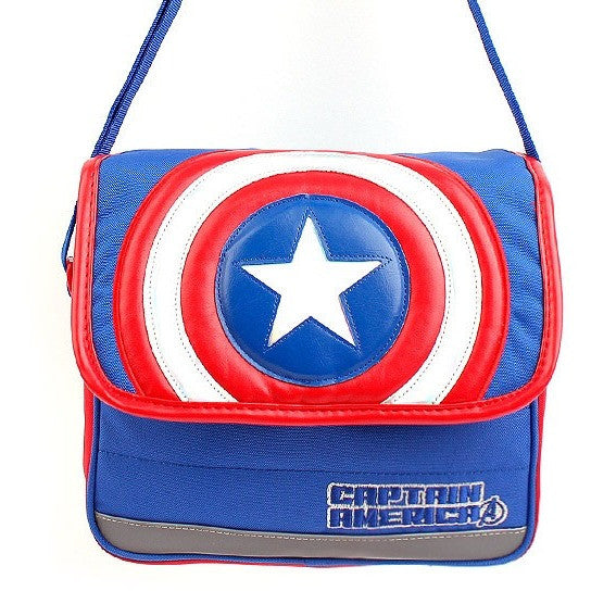 Winghouse - Captain America Power Cross-Binky Boppy