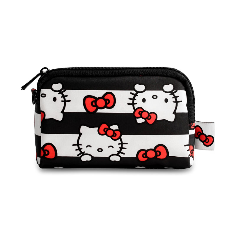 Jujube Sanrio - Be Set (Hello Kitty Dots & Stripes)-Binky Boppy