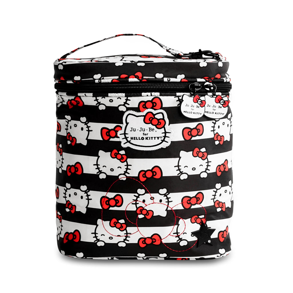 Jujube Sanrio - Fuel Cell (Hello Kitty Dots & Stripes)-Binky Boppy