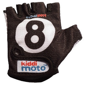 Kiddimoto - 8 Ball Gloves (Small)-Binky Boppy