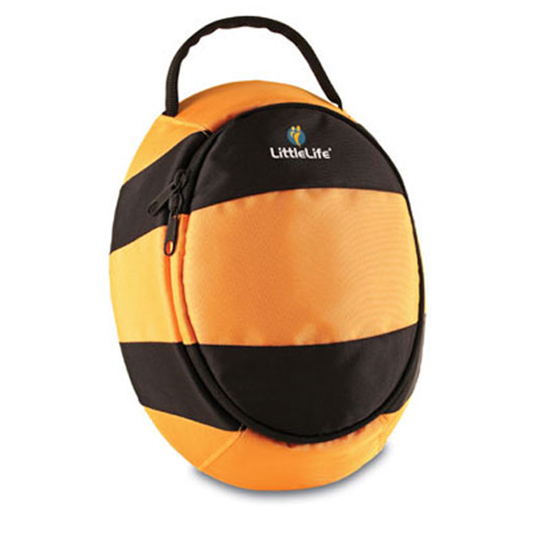 LittleLife - Animal Lunch Pack (Bee)-Binky Boppy