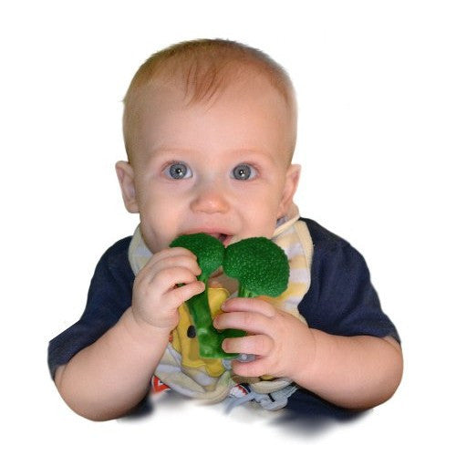 Little Toader - Appeteethers Broccoli Bites-Binky Boppy