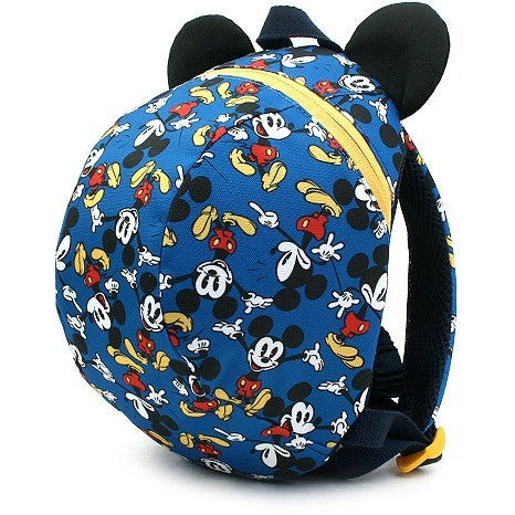Winghouse - Mickey Mouse Dome Backpack (Blue)-Binky Boppy