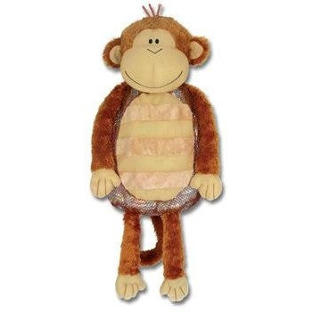 Stephen Joseph - Silly Sac (Monkey)-Binky Boppy