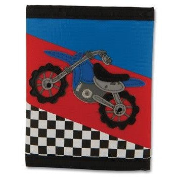 Stephen Joseph - Wallet (Motocross)-Binky Boppy