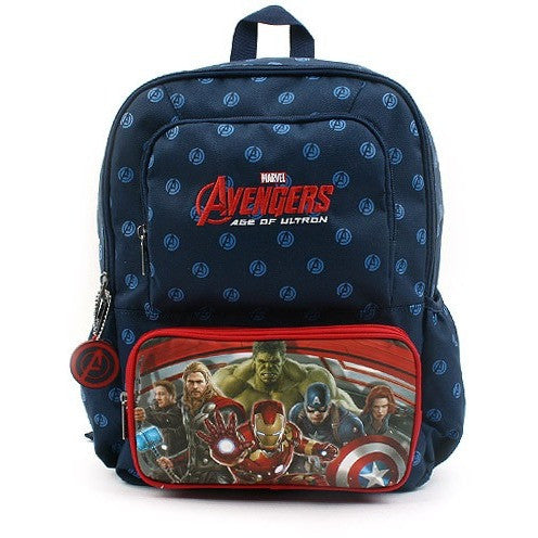 Winghouse - Avengers Hero Backpack-Binky Boppy