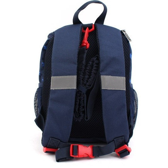 Winghouse - Captain America Point Backpack-Binky Boppy