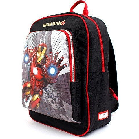 Winghouse - Ironman Action Backpack-Binky Boppy