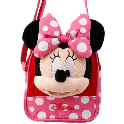 Winghouse - Minnie Mouse Doll Cross-Binky Boppy