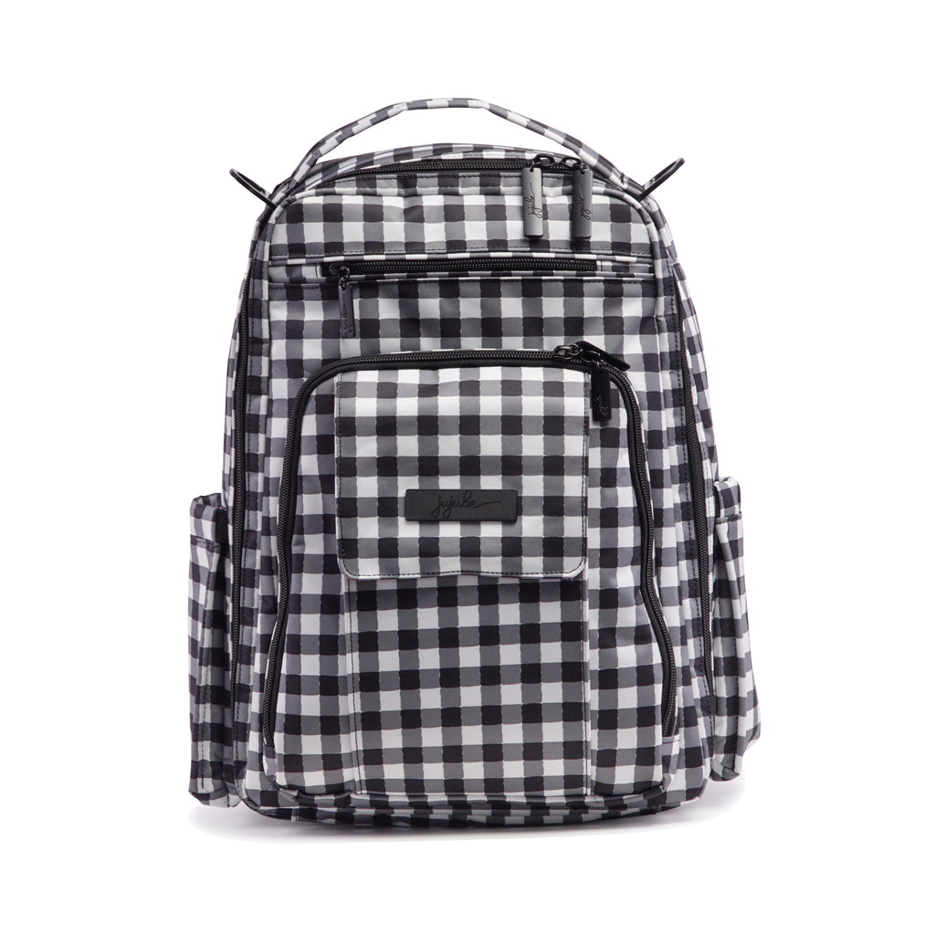 Jujube Onyx - Be Right Back (Gingham Style)-Binky Boppy