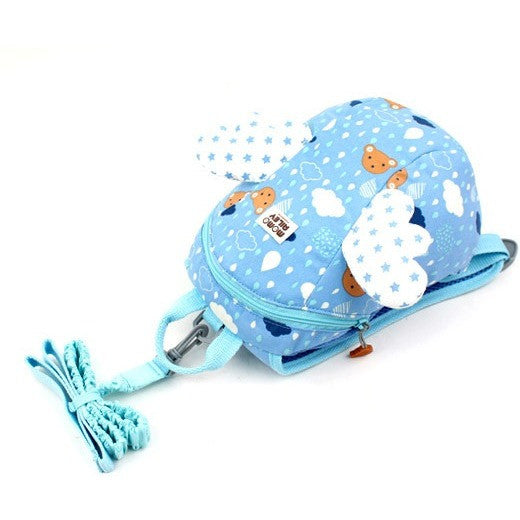 Winghouse - Momo Rain Wing Joyful Backpack-Binky Boppy