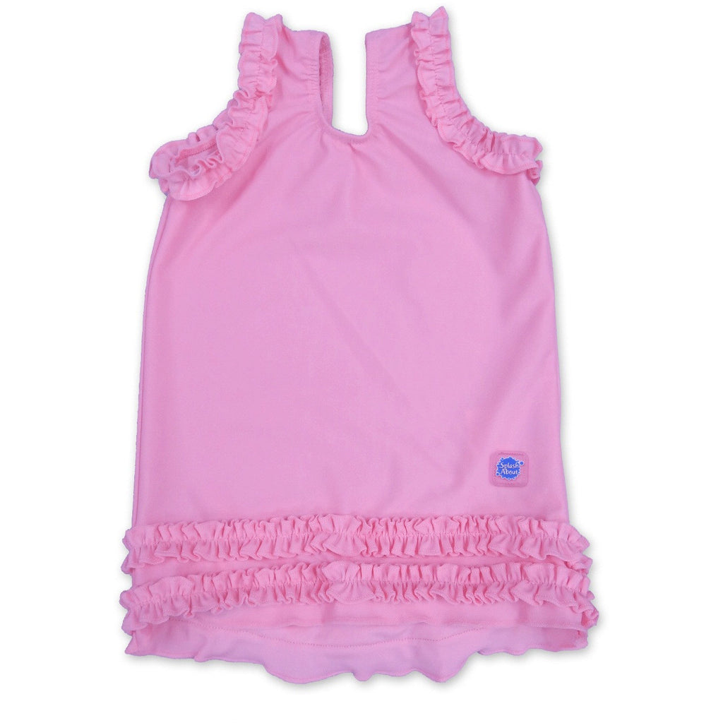 Splash About - Frou Frou (Pink Frilly Bum)-Binky Boppy