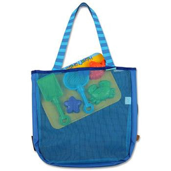 Stephen Joseph - Beach Tote (Pirate)-Binky Boppy