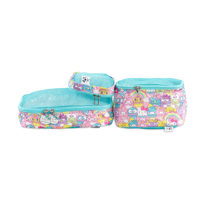 Jujube Sanrio - Be Organized (Hello Sanrio Sweets) - Binky Boppy