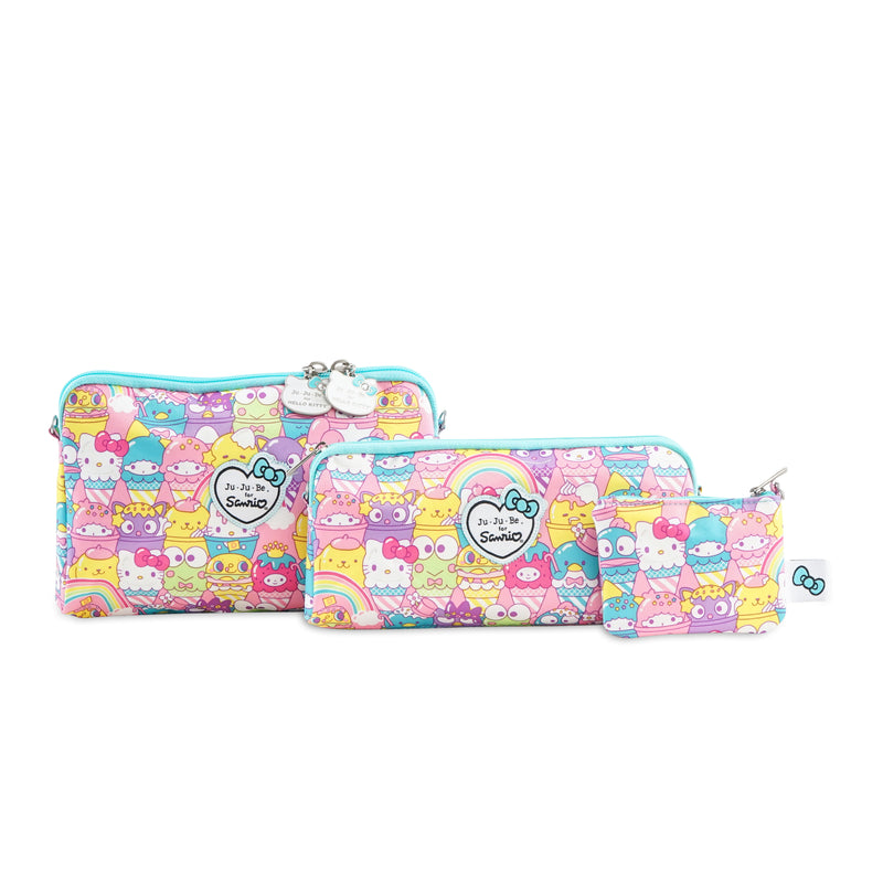 Jujube Sanrio - Be Set (Hello Sanrio Sweets)-Binky Boppy